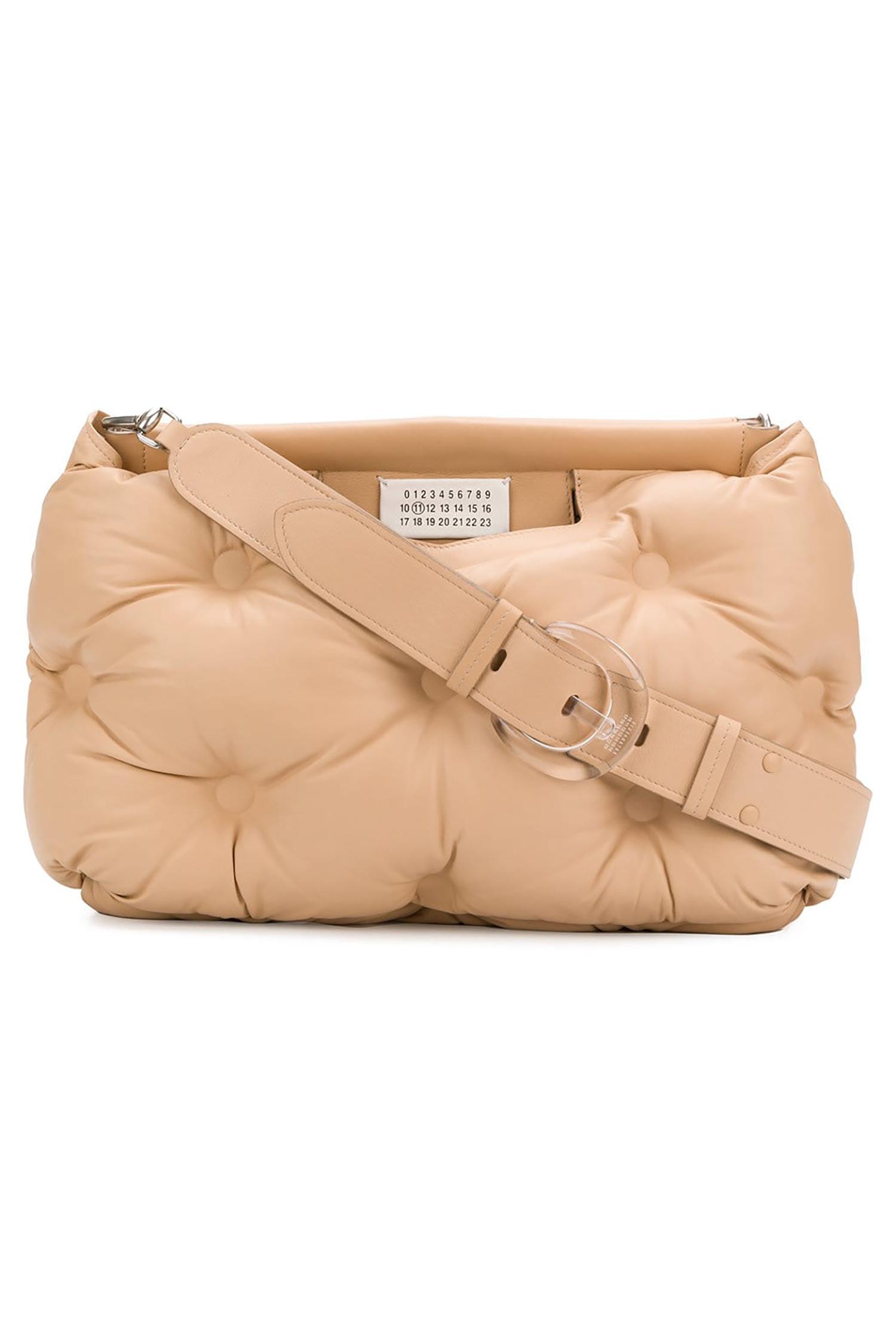 5174cb050953 Maison Margiela Стеганая сумка-тоут ...