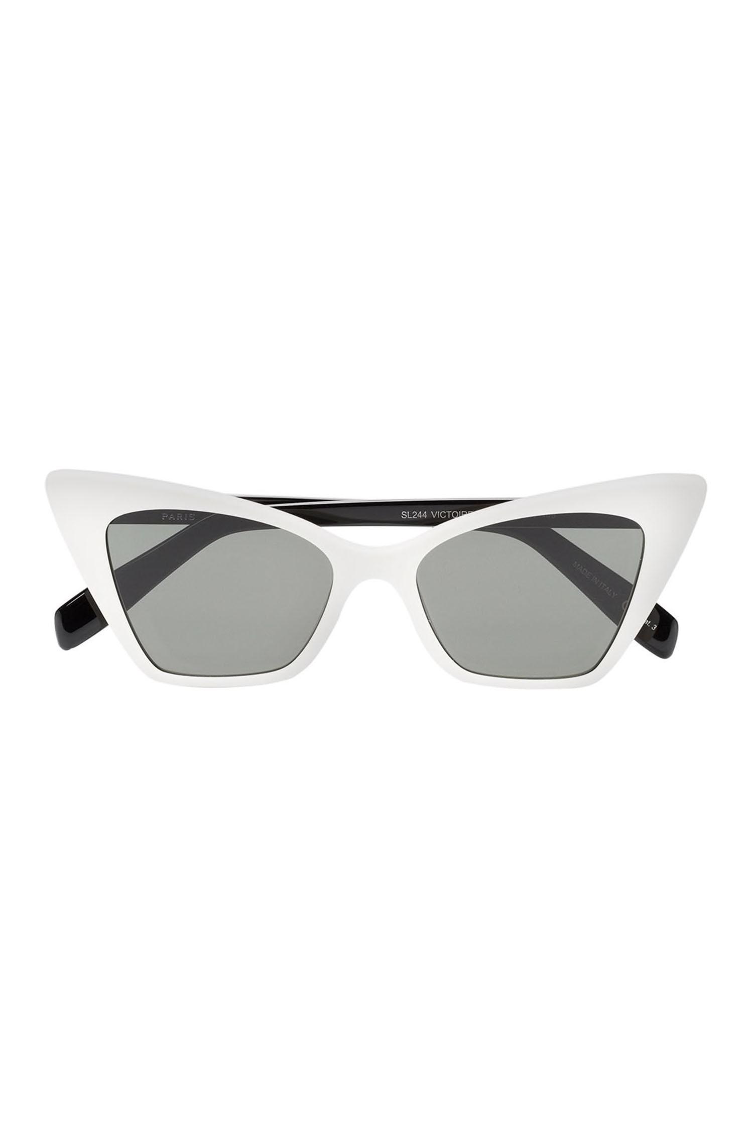 Saint Laurent Солнцезащитные очки в оправе