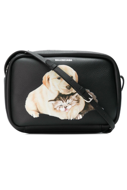 Balenciaga Сумка 'Puppy and Kitten Everyday S'