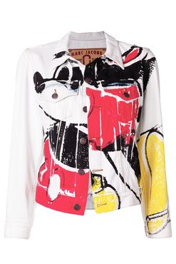 Marc Jacobs Джинсовая куртка Marc Jacobs x Disney 'Mickey'