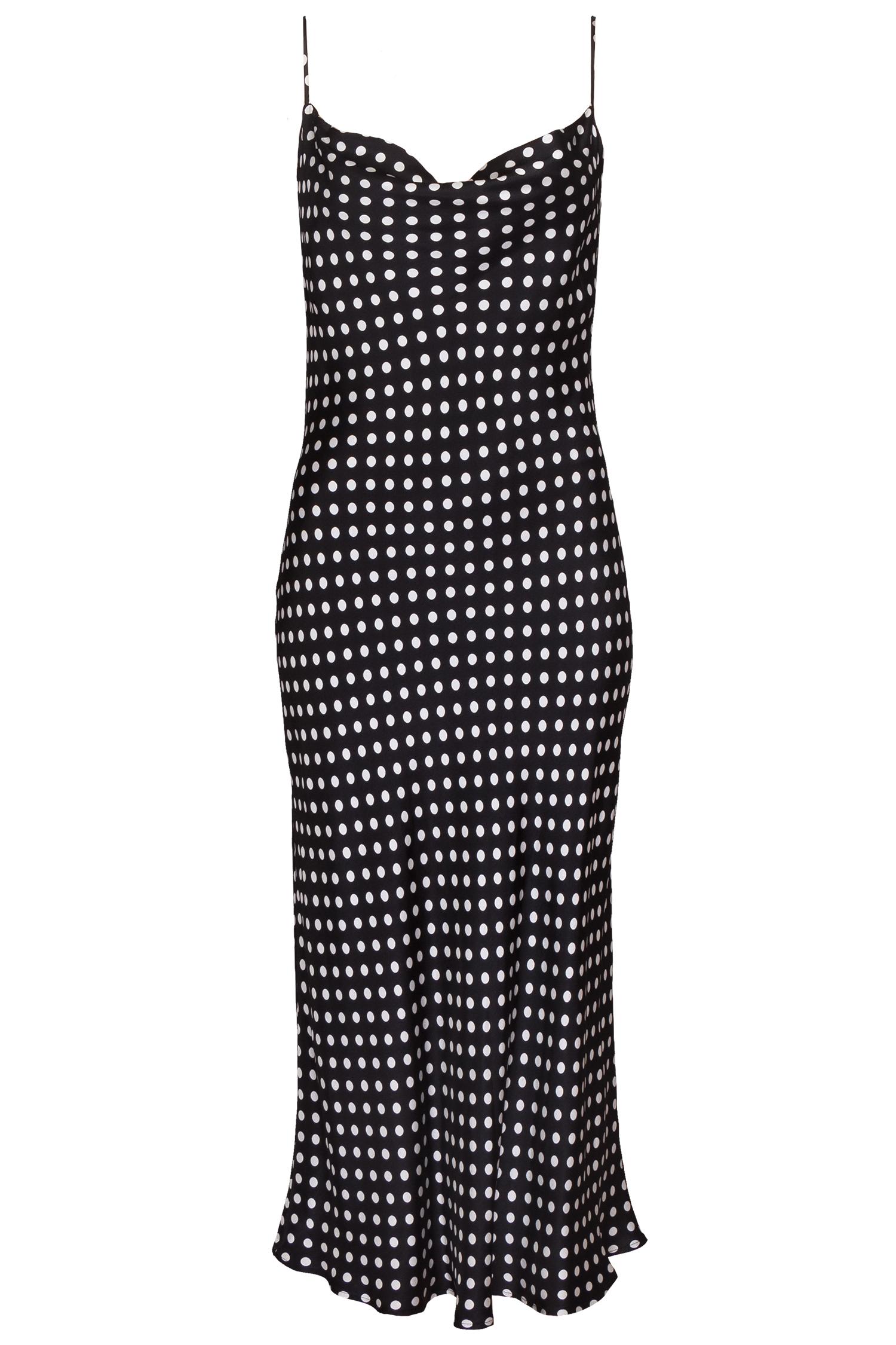 9e60f56573f4 Zara Платье в горошек ...