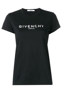 47348124c0c GIVENCHY Приталенная футболка с логотипом