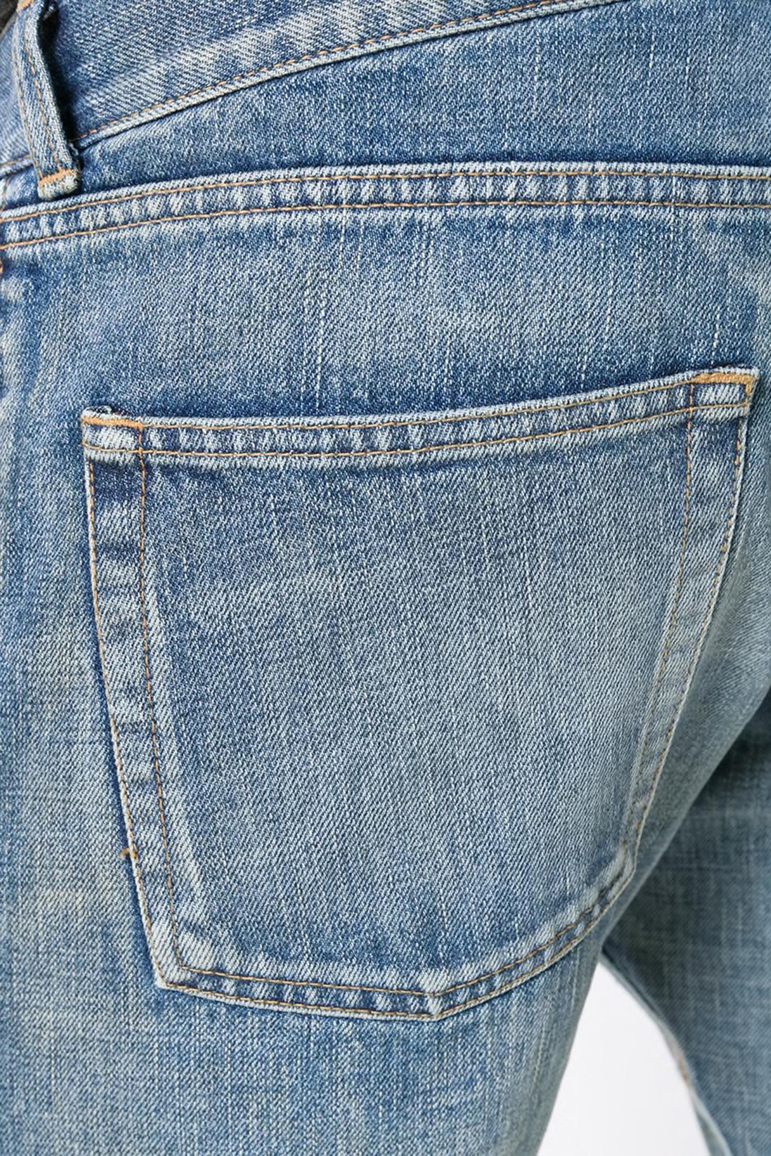 c312e64ffd5 ... Saint Laurent Прямые джинсы