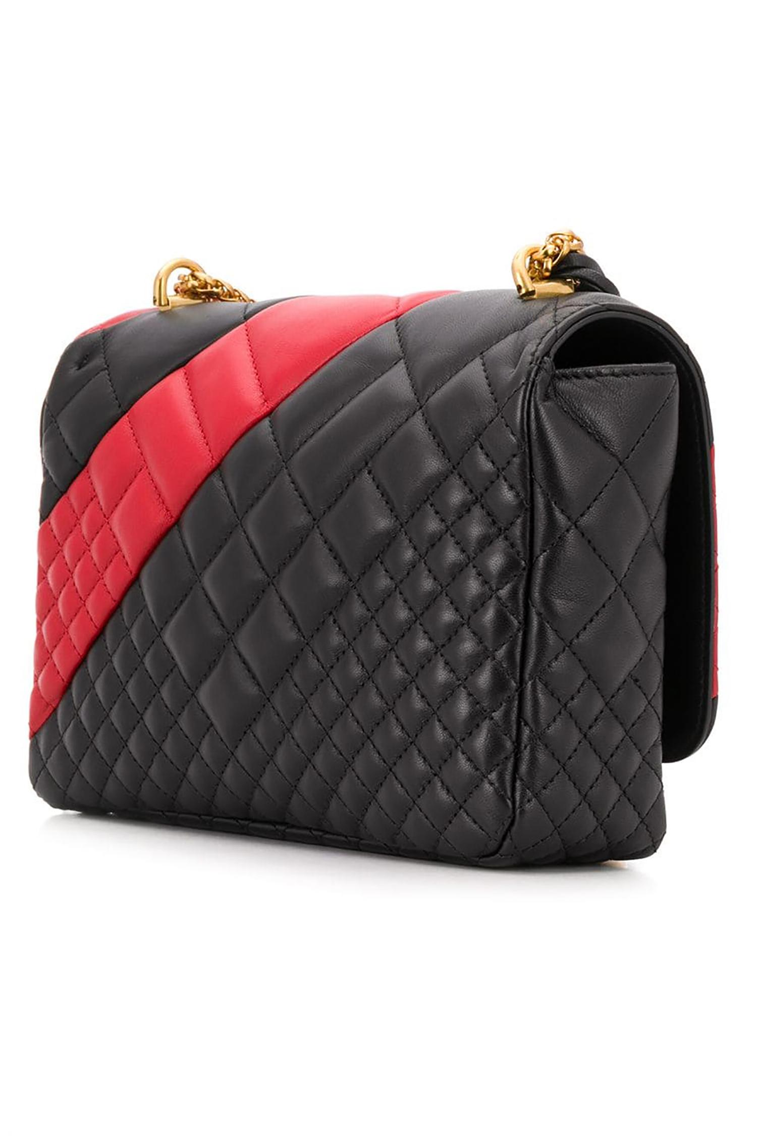 15ce460007b7 ... Versace Сумка на плечо 'Icon' ...