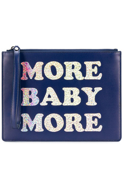 CHRISTOPHER KANE Клатч 'More Baby More'