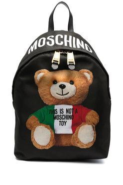 MOSCHINO Рюкзак с принтом Teddy Bear